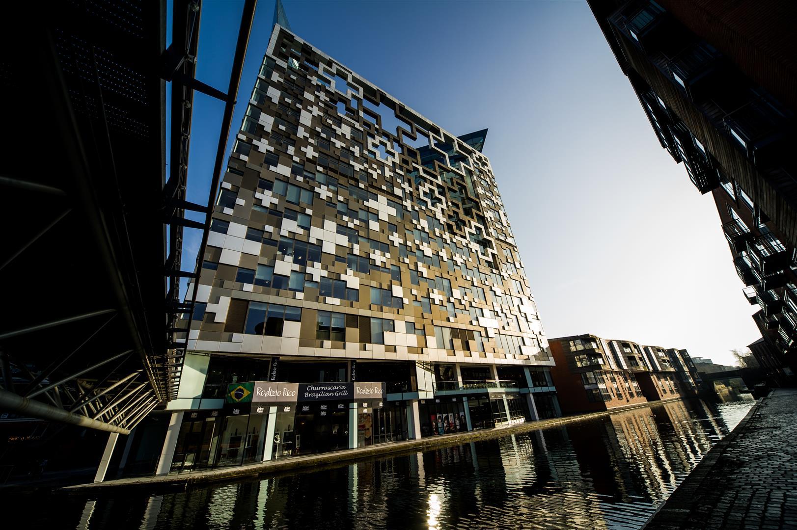 1 Bedroom Apartment Flat for sale in Wharfside Street, Birmingham